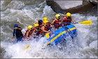 Seeing white: taking on Colorado's rapids