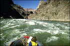 Into the drink: staring down the Grand Canyon's Colorado River