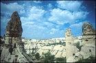 Sandstone heaven: on the rocks in Cappadocia