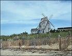 Cape Cod windmill.