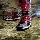 whitewater rafting shoes: Salomon's Pro Amphibian