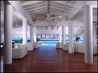 Greko-pillared Beach House