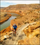 Mountain Biking in Fruita, Colorado