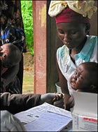 Malaria treatment in Sierra Leone