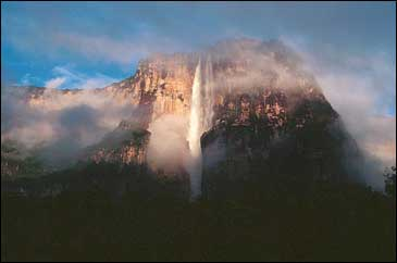After the revolution? An eco-renaissance: Venezuela's Angel Falls