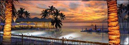 Club Med's Martinique