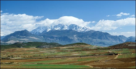 THE LAND OF ACCLIMATION: Trekking and rafting China's Yunnan Province