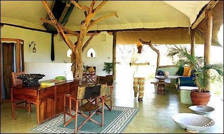 Joy's Camp, Kenya
