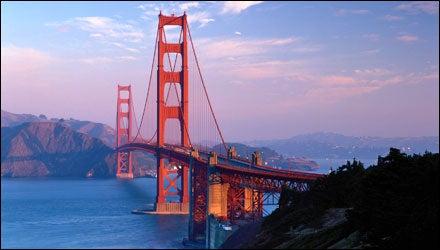 Golden Gate National Park, California