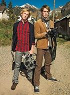 Jonno Durrant and Stefan Hunt