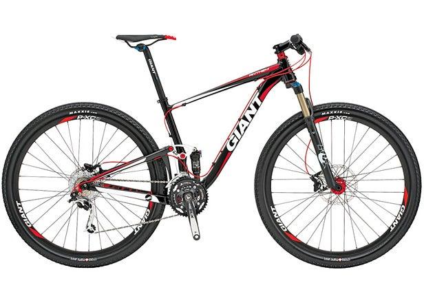 Giant Anthem X 29er II mountain bike