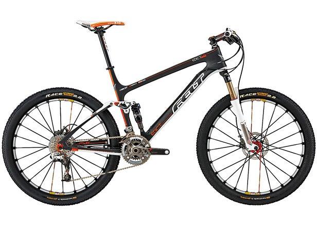 Felt Edict Pro mountain bike