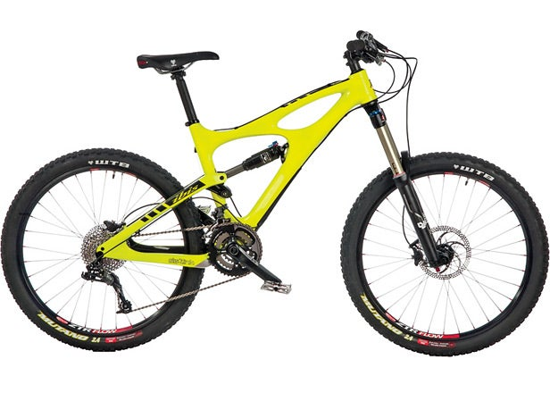 Ibis Mojo HD mountain bike