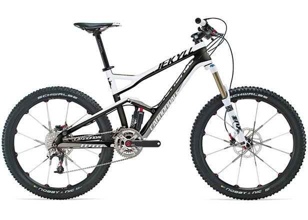 Cannondale Jekyll Ultimate mountain bike