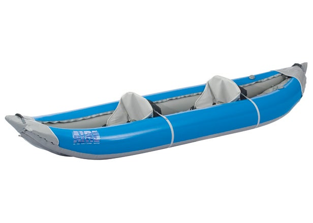Aire inflatable kayak