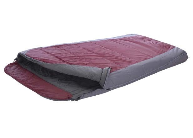 Mountain Hardwear sleeping bag