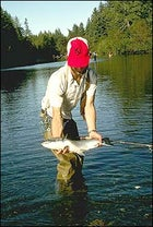 27. Catch a Fish on a Fly You Tied.