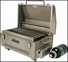 Solaire's Anywhere Infrared Grilling System