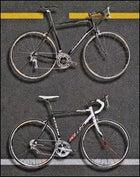 Marin Verona and Look 585 Optimum