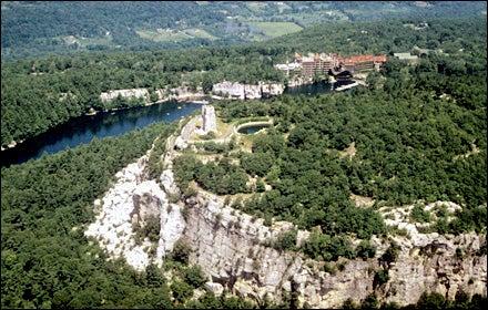 Skytop Cliff