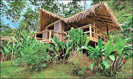 Pacuare Lodge, Pacuare, Costa Rica