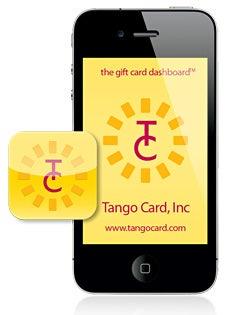 Tango Card App