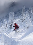 Ripping Schweitzer's South Bowl
