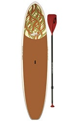 Surftech Universal Paddleboard & Adjustable Aluminum Paddle