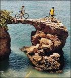 Endo: Singletrack meets sea near Cabo Rojo
