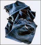 Levi's 1880s Re-Issued XX