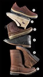 Mens Apres Shoes