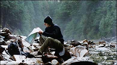 Orienteering in the Selkirks of British Columbia