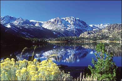 June Lake, California: A caster's paradise