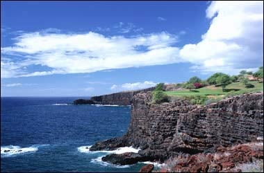 The realm that dreams are made of: Hawaii's Lanai coastline