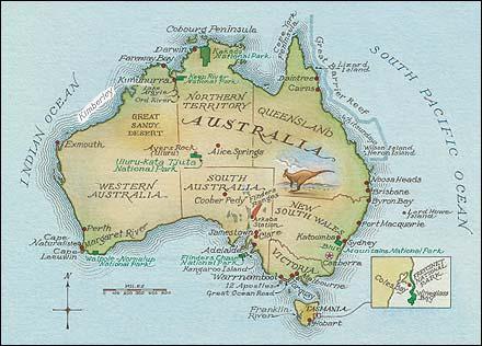 Australia adventures