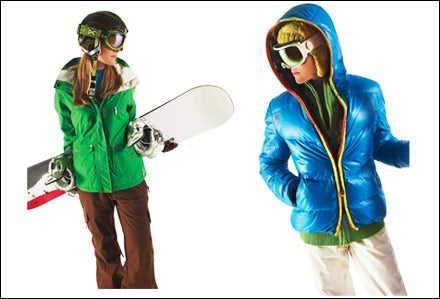 Womens Slope Styles