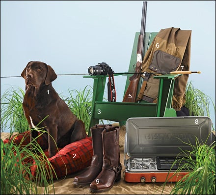 Fishing and Hunting Gear