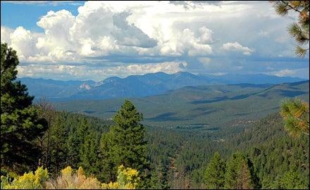 Wheeler Peak, Carson National Forest