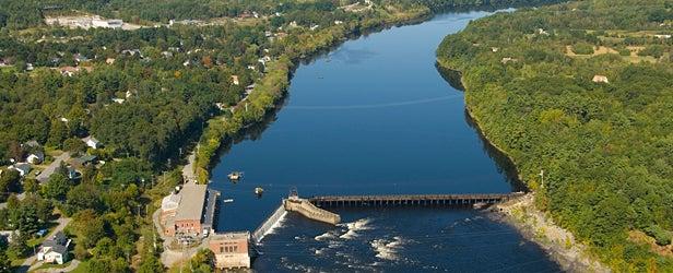Veazie Dam, Penobscot River