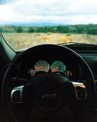 Born free: the view from the cockpit of the new Jeep Liberty