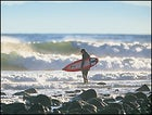 SoCal's big, blue backyard: surfing C Street, Ventura
