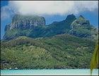 This is bliss: paradise a la Bora-Bora
