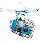 Dry and high: Make your digicam adventure-ready with a sturdy waterpoof housing.
