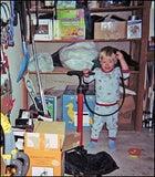 "Two-year-old Elias ""Bud"" Schendler"