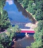 West Cornwall Bridge, Connecticut
