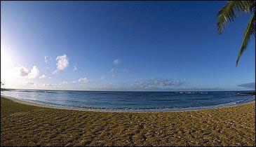 Try to keep it to yourself : Hawaii's secretive Piopu Beach