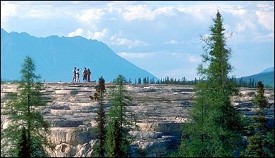canada parks, adventures