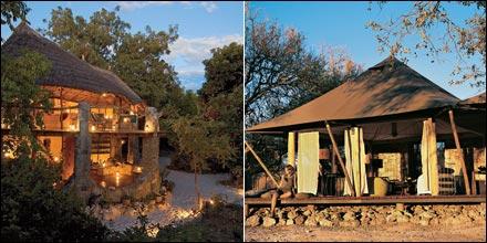 Namibia Safari Camp; Africa