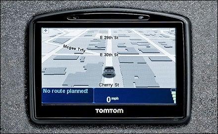 TomTom Go 930