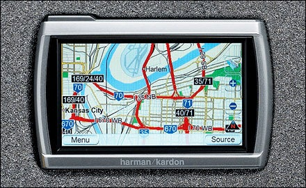 Harman Kardon Guide + Play GPS-510